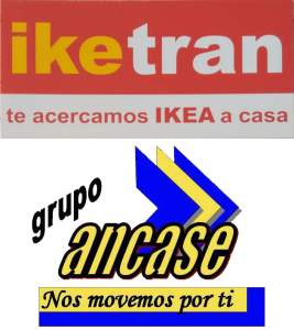 Logos Iketran y Ancase